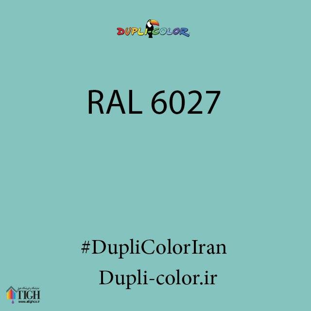 اسپری رال 6027 دوپلی کالر