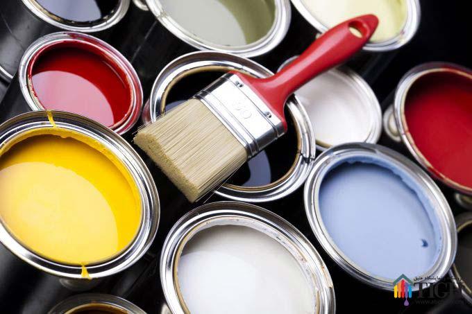 رنگ آکریلیک (بدون بو ) پیکو کالر | Picco Color