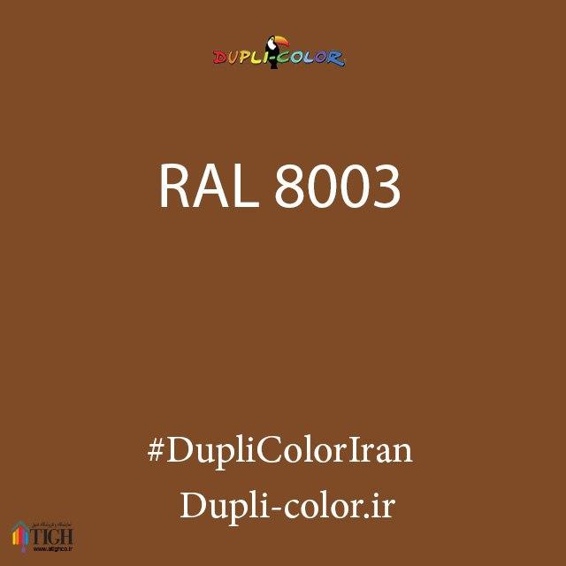 اسپری رال 8003 دوپلی کالر