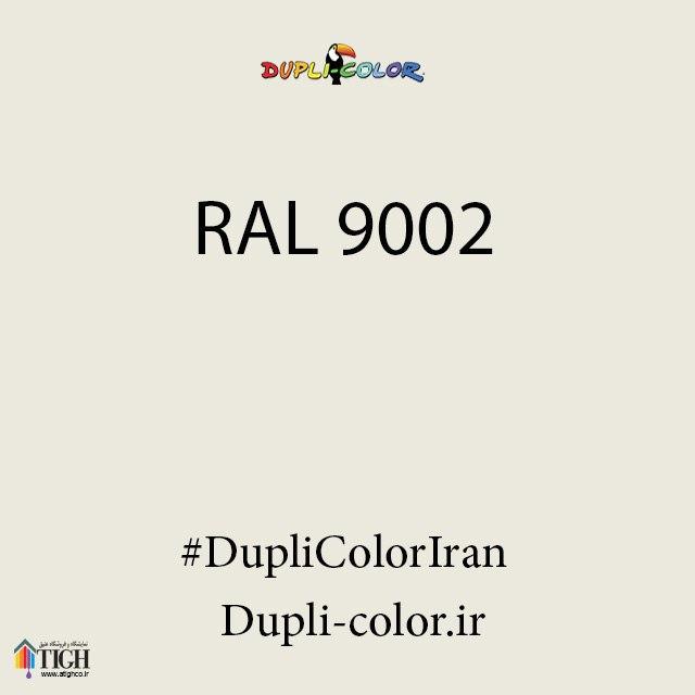 اسپری رال 9002 دوپلی کالر