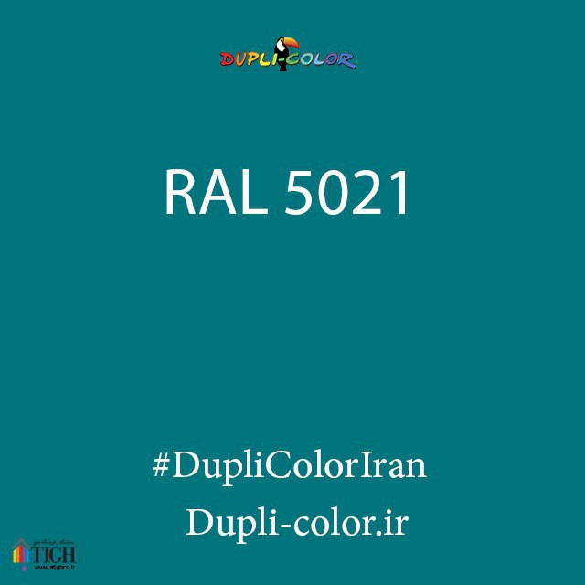 اسپری رال 5021 دوپلی کالر