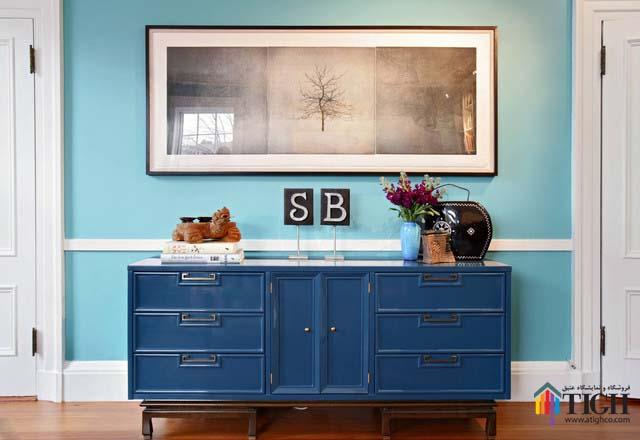 آموزش رنگ کردن لوازم چوبی منزل با اسپری رنگ دوپلی کالر | Dupli Color