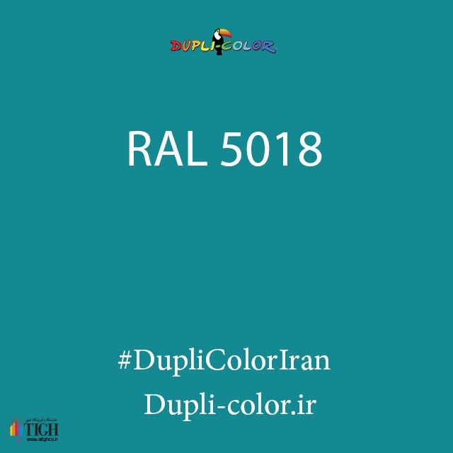 اسپری رال 5018 دوپلی کالر