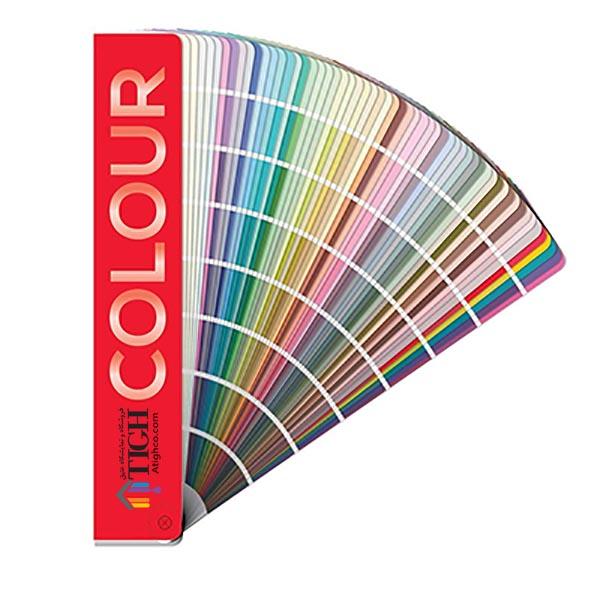 آلبوم رنگ های کامپیوتری پیکو کالر | PiccoColor