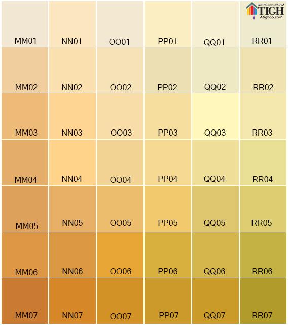 انتخاب رنگ منزل