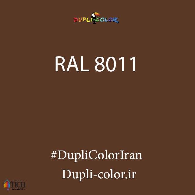 اسپری رال 8011 دوپلی کالر