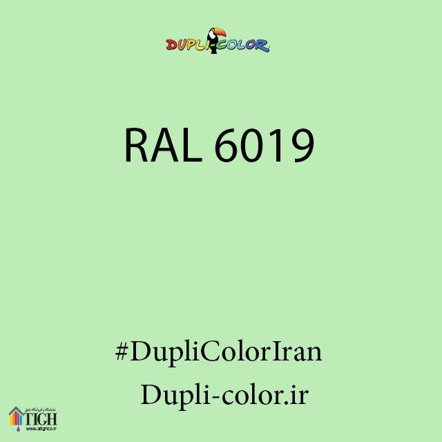 اسپری رال 6019 دوپلی کالر