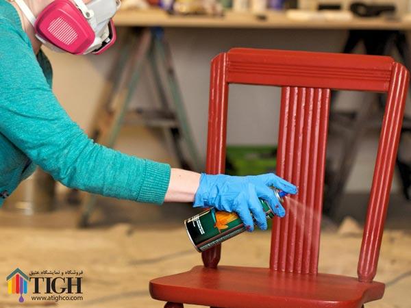 آموزش استفاده از اسپری رنگ دوپلی کالر | Dupli Color