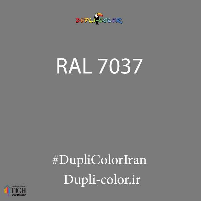 اسپری رال 7037 دوپلی کالر